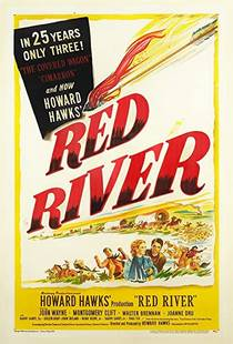 Picture of a movie: Red River