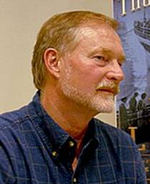 Picture of an author: Erik Larson