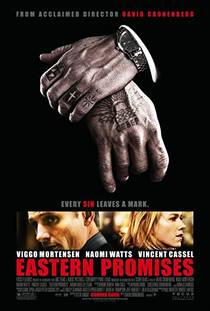 Picture of a movie: Eastern Promises