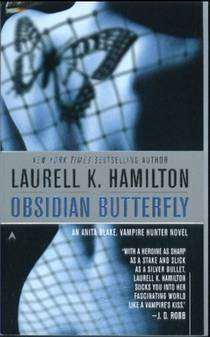Picture of a book: Obsidian Butterfly