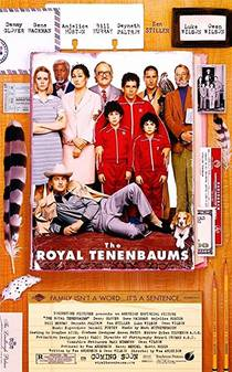Picture of a movie: The Royal Tenenbaums