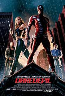 Picture of a movie: Daredevil