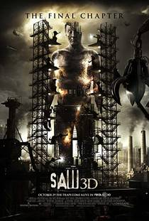 Picture of a movie: Saw 3D