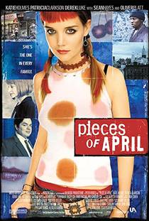 Picture of a movie: Pieces Of April