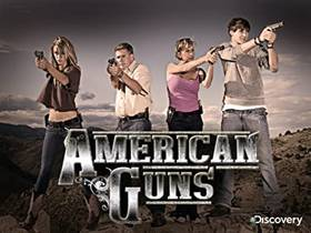 Picture of a TV show: American Guns