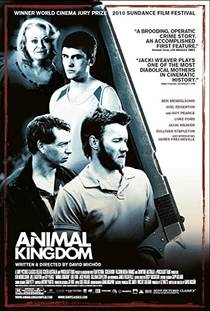 Picture of a movie: Animal Kingdom