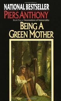 Picture of a book: Being A Green Mother