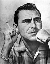 Picture of an author: Rod Serling