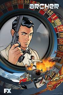 Picture of a TV show: Archer