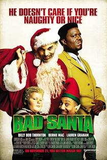 Picture of a movie: Bad Santa