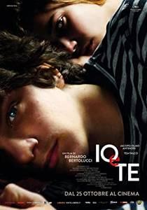 Picture of a movie: Io E Te