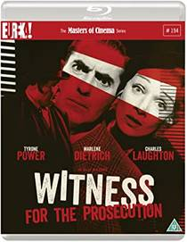 Picture of a movie: Witness For The Prosecution