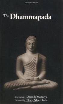 Picture of a book: The Dhammapada