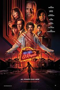 Picture of a movie: Bad Times At The El Royale
