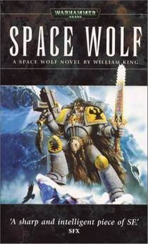 Picture of a book: Space Wolf