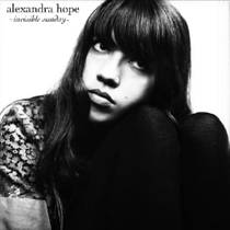 Picture of a band or musician: Alexandra Hope