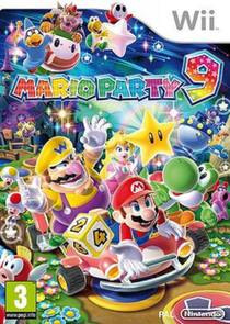 Picture of a game: Mario Party 9