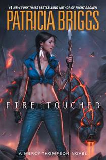 Picture of a book: Fire Touched