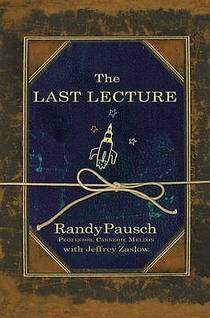 Picture of a book: The Last Lecture
