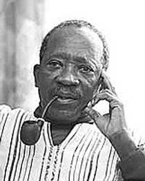 Picture of an author: Ousmane Sembène