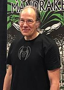 Picture of an author: Tom Mandrake