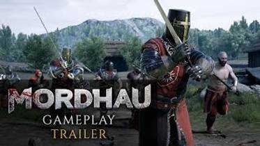 Picture of a game: Mordhau