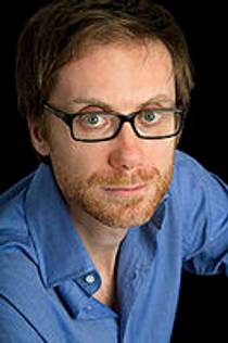 Picture of an author: Stephen Merchant