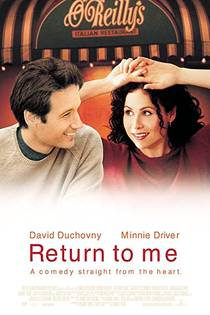 Picture of a movie: Return To Me