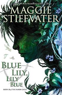 Picture of a book: Blue Lily, Lily Blue