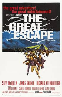 Picture of a movie: The Great Escape