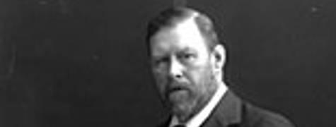 Image of Bram Stoker