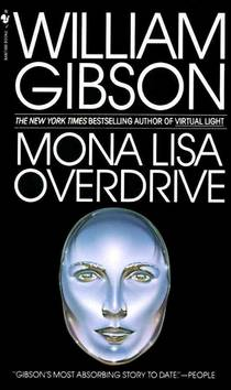 Picture of a book: Mona Lisa Overdrive
