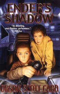 Picture of a book: Ender's Shadow