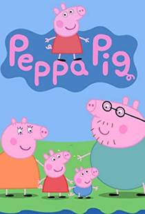 Picture of a TV show: Peppa Pig