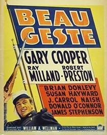 Picture of a movie: Beau Geste