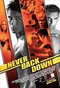 Picture of a movie: Never Back Down