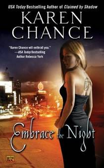 Picture of a book: Embrace The Night