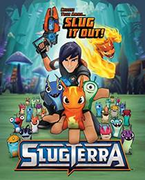 Picture of a TV show: Slugterra