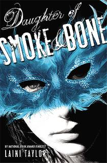 Picture of a book: Daughter Of Smoke & Bone