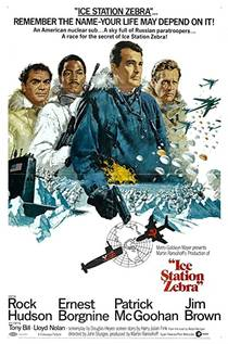 Picture of a movie: Ice Station Zebra