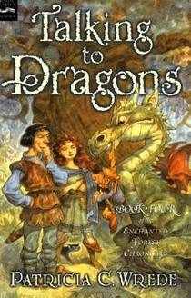 Picture of a book: Talking To Dragons