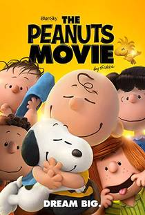 Picture of a movie: The Peanuts Movie