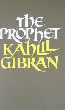 Picture of a book: The Prophet
