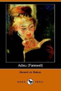 Picture of a book: Adieu