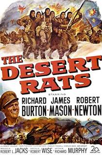 Picture of a movie: The Desert Rats