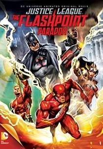 Picture of a movie: Justice League: The Flashpoint Paradox