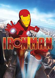 Picture of a TV show: Iron Man: Armored Adventures