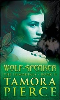 Picture of a book: Wolf-Speaker