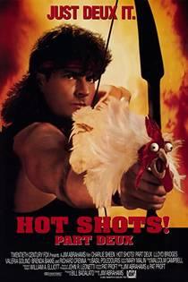 Picture of a movie: Hot Shots! Part Deux