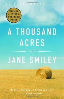 Picture of a book: A Thousand Acres